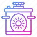 appliance, cooker, device, household, pressure icon