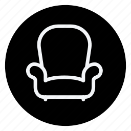 appliances, couch, furniture, house, household, interior, sofa icon