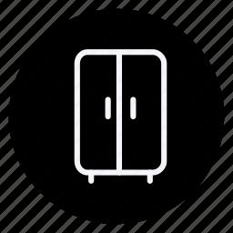 appliances, drawer, furniture, house, household, interior, weardrobe icon