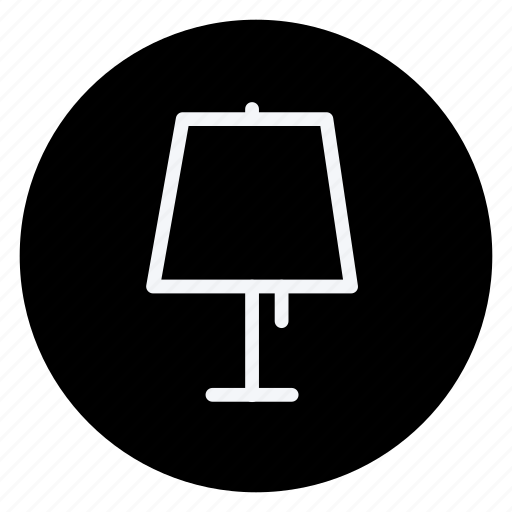 appliances, furniture, house, household, interior, lampe, light icon
