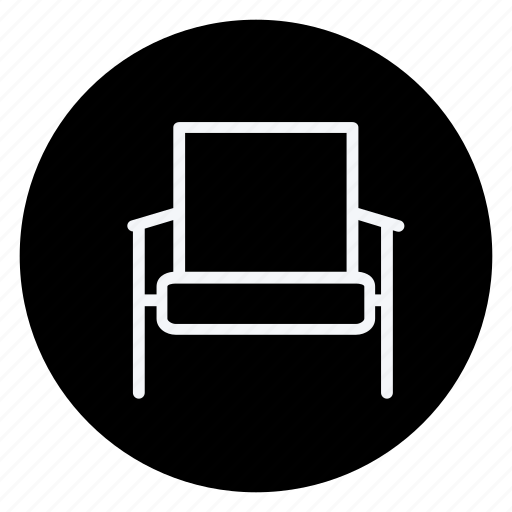 appliances, chair, couch, furniture, house, household, sofa icon