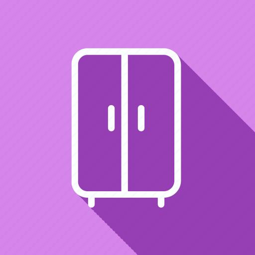 appliances, closet, electronic, furniture, home, household, wardrobe icon