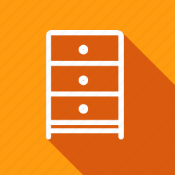 appliances, drawers, electronic, furniture, home, household, interior icon