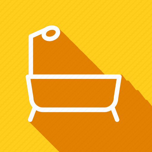 appliances, bothtub, electronic, furniture, home, household, interior icon