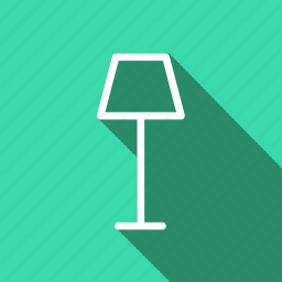appliances, electronic, furniture, home, household, interior, light icon