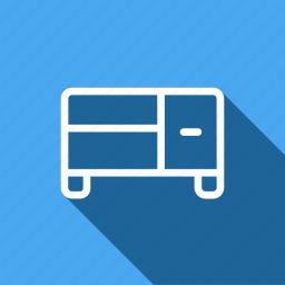 appliances, electronic, furniture, home, household, interior, wardrobe icon