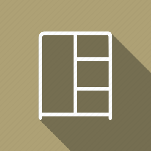 appliances, closet, electronic, furniture, home, household, interior icon