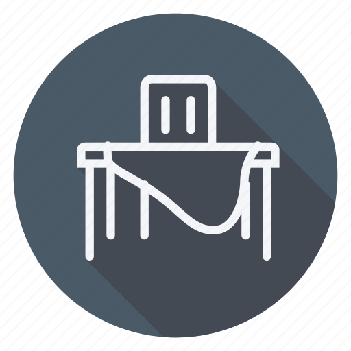 appliances, chair, furniture, house, household, interior, table icon