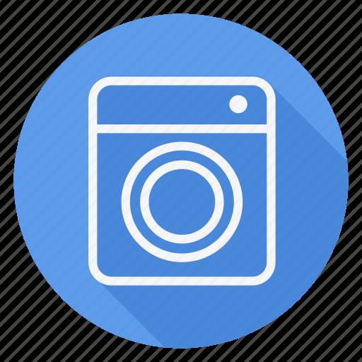 appliances, furniture, house, household, interior, room, washing machine icon