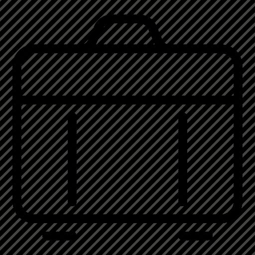 bag, box, briefcase, file, hand bag, safety, soutcase icon