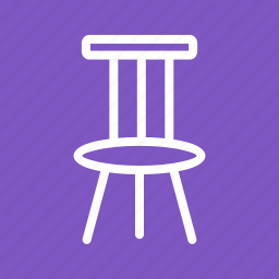armchair, chair, comfortable, furniture, modern, office, seat icon