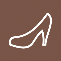 beauty, elegant, fashion, female, heels, high heel, shoes icon