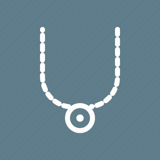 accessories, chain, diamond, gold, jewelry, necklace, precious icon