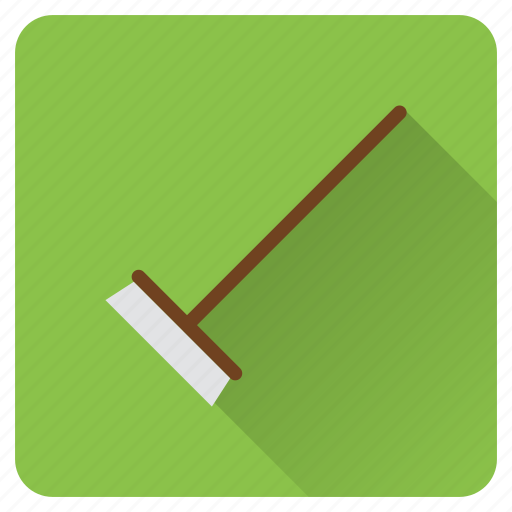 broom, chores, cleaning, household, sweep, sweeping, task icon