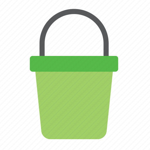 broom closet, bucket, cleaning, equipment, housekeeping, pail, supplies icon
