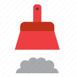 broom closet, cleaning, dustpan, equipment, housekeeping, housework, supplies icon