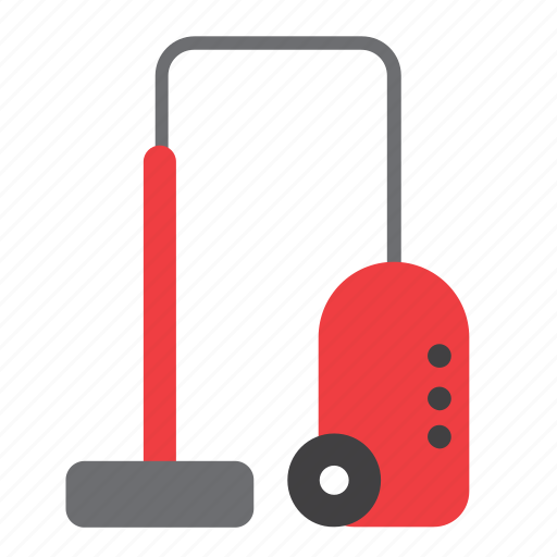 Broom, Cleaning, Closet, Equipment, Housekeeping, Housework, Vacuum Cleaner  Icon