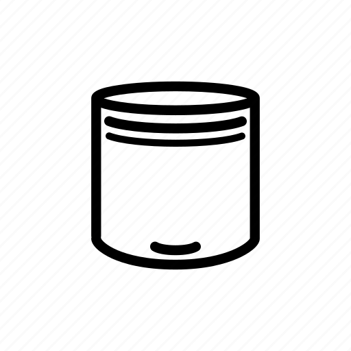 bin, bucket, cleaning, recycle, trash icon