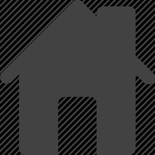 estate, house, real icon