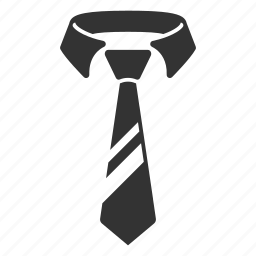 businessman, corporate, office, presentation, suit, tie icon