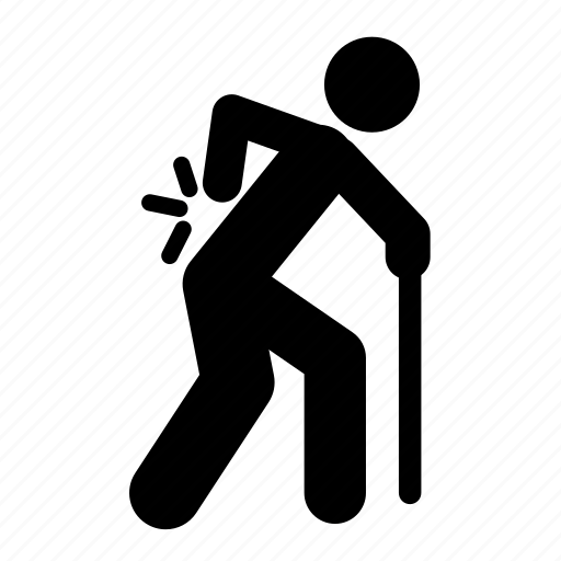 back pain, care, disability, healthcare, injury, medical, pain icon