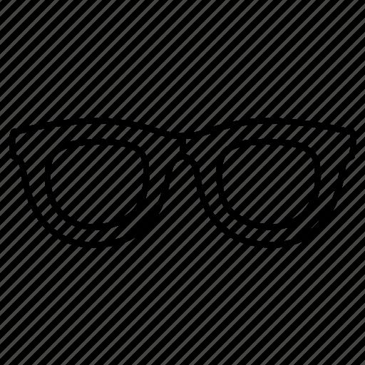 glass, glasses, goggles, hotel, wear icon