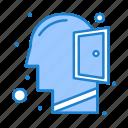 head, mind, open, thinking