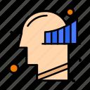 chart, human, mind, statistics