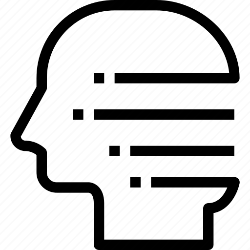 change, head, human, mind, process icon