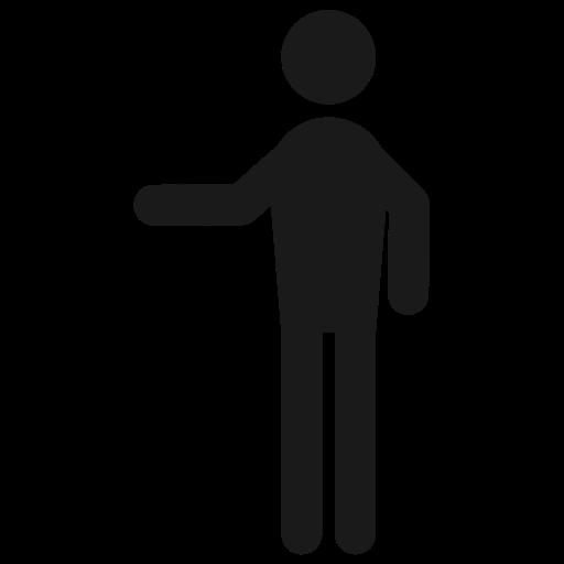 behaviour, communication, human, male, man, talk icon