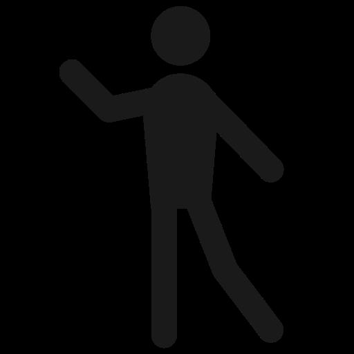 behaviour, dance, fun, human, joy, refresh, rockon icon