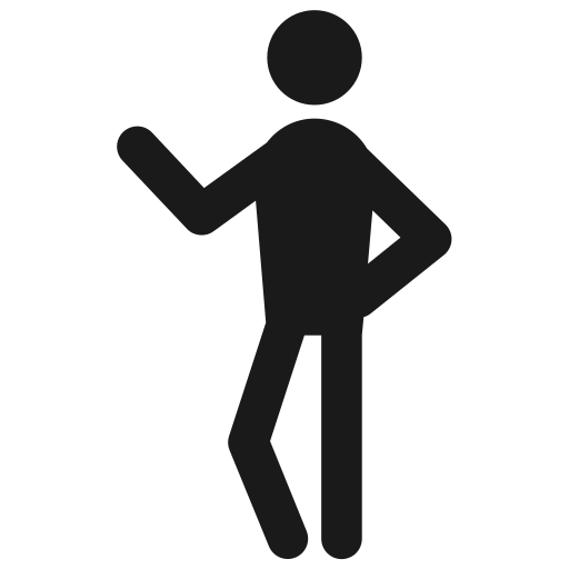 behaviour, dance, dj, fun, human, refresh, rockon icon