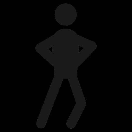 behaviour, dance, fun, happy, human, man icon