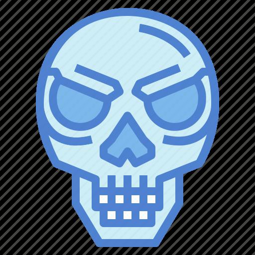 Anatomy, bone, human, skull icon - Download on Iconfinder