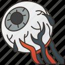 anatomy, cornea, eyeball, ophthalmologist, optic icon