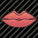beauty, lips, lipstick, mouth, speak