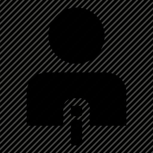 data, human, info, profile, user icon