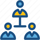 company team, hierarchy, hierarchy of team, team, team structure