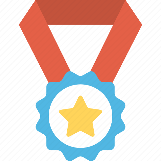 achievement, award, medal, reward, success icon