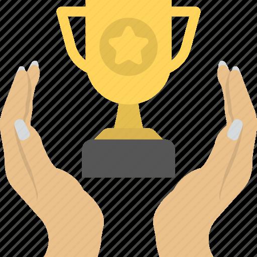 Achievement, award, first, victorious, winner icon - Download on Iconfinder