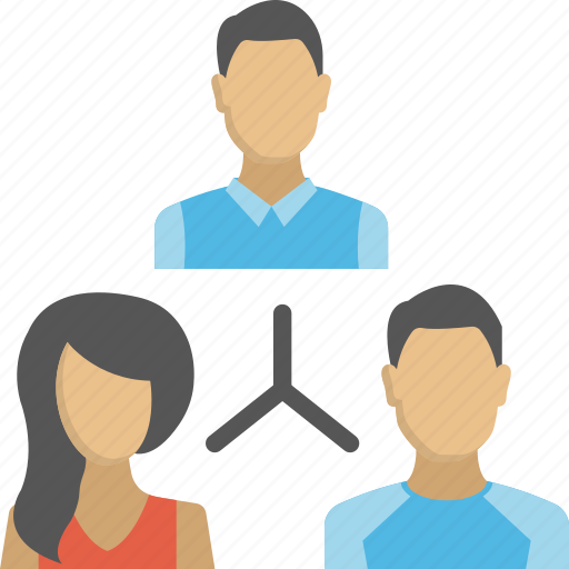 Department, group, leader, staff, team icon - Download on Iconfinder