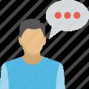 call center, customer care, customer support, operator, speech bubble icon