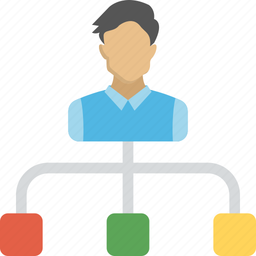 Company, hierarchy, personnel, staff, team icon - Download on Iconfinder