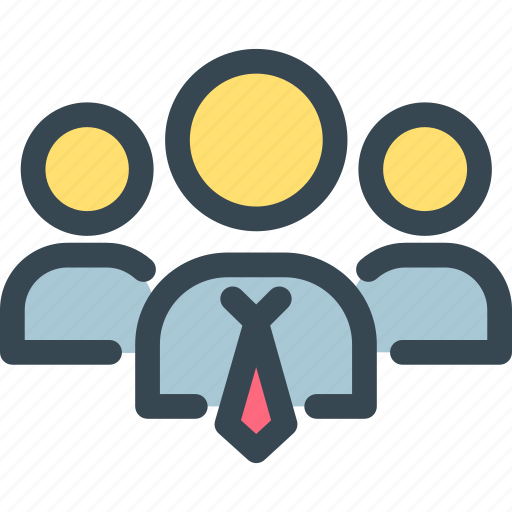 boss, colleague, hr, human, job, resources, team icon