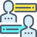 business, human, job, management, people, resources, skill icon