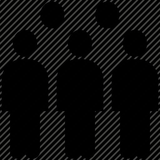 candidacy, human, human resource, job, resource, vacancy icon