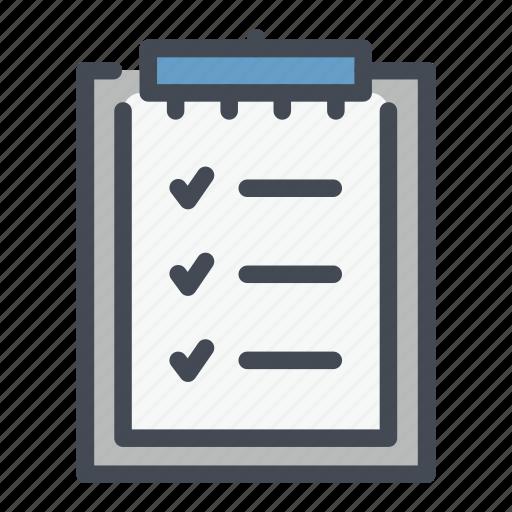 clipboard, exam, quiz, taskboard, team, test icon