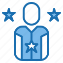 favorite, human, manager, plan, rating, resources, star icon