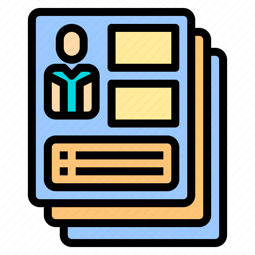 business, human, job, manager, office, plan, resources icon