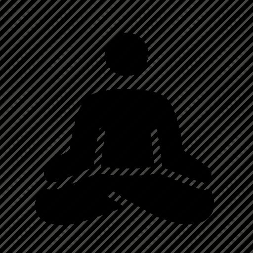 calm  cross legged  mindfulness  peace  sitting  yoga icon yoga clip art images yoga clip art free